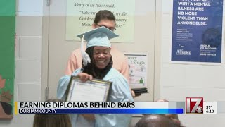 DLC's Partnership with the Sheriff's Office results in diplomas!