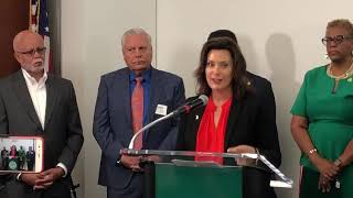 Census 2020 – Governor Gretchen Whitmer appeals to the Immigrant Communities