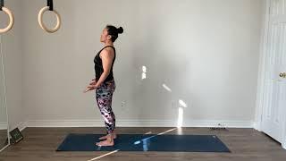 Yoga April 8, 2021