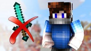БЕЗ МЕЧА ЧЕЛЕНДЖ. ОЧЕНЬ ЖЁСТКИЕ ТРИ РАУНДА [VimeWorld Sky Wars Minecraft Mini-Game]