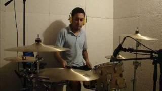volvere - don tetto - drum cover