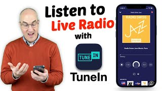 Radio Isn't Dead, It's Just Gone Mobile Through The Tunein App