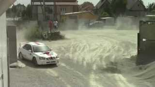 preview picture of video 'XVIII Rally Mińsk Mazowiecki 2014, Załoga nr 3'