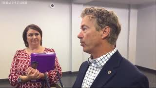 Should College Athletes Get Paid? Rand Paul