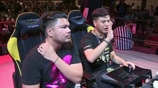 CEO 2017 KOF14 Grand Finals - DOUYU X QANBA XIAOHAI vs ARCADESHOCK REYNALD