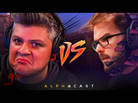 ALPHACAST VS POTXECA (Un match 100% équilibré)
