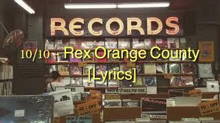 Untitled- Rex Orange County (cover) - Thủ thuật máy tính - Chia sẽ