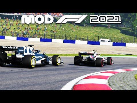 NOS VENIMOS ARRIBA (OTRA VEZ)   TRAYECTORIA MOD F1 2021   AUSTRIA