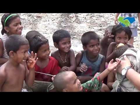 Bangladesh - een van de overbevolkte landen op aarde (08.53)