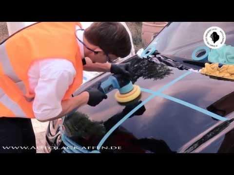 Anleitung: Auto Polieren für Anfänger mit der DAS 6 PRO Exzenter Poliermaschine // AUTOLACKAFFEN #8
