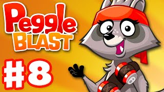Peggle Blast - Gameplay Walkthrough Part 8 - Roxy (iOS, Android)