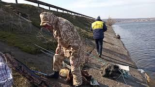 Рыбалка в харьковской области зима печенеги