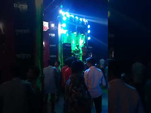MAHESH DJ GULAOTHI bulandshahr navrate 2017 - смотреть онлайн на Hah