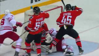 KHL Fight: Kolar VS Lauridsen