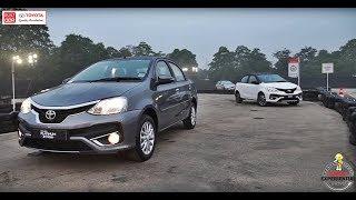 Toyota Etios | Safety Experiential Drive - Gurgaon | Kholo.pk