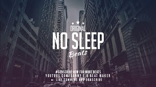 """No Sleep"" - Hard Trap Hip Hop Beat Instrumental (Prod: dannyebtracks)"