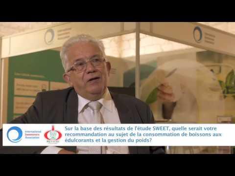 Interview avec le Dr Fantino sur les résultats de l'étude randomisée contrôlée 'SWEET' video