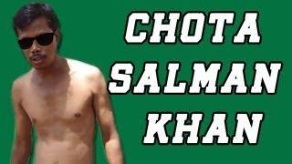 Chota Salman Khan | Mumbai's Funniest Pranks | BombayBoy Pranks