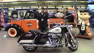 2021 Harley-Davidson Road King FLHR Overview - St. Paul Harley-Davidson - St. Paul, Minnesota