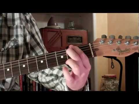 How To Play G over F Sharp Chord On Guitar G/F#