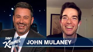 John Mulaney on Secret Service Investigation, SNL Joke Backlash & Writing for Seth Meyers