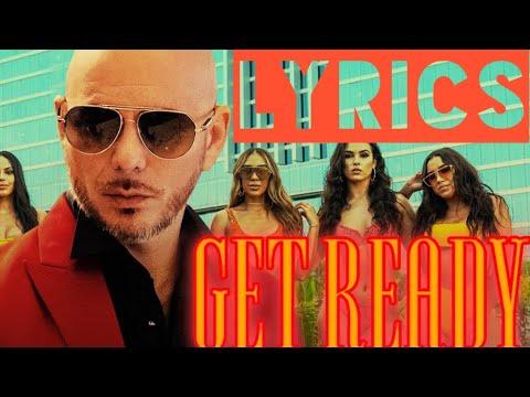 Pitbull Ft. Blake Shelton - Get Ready (Lyrics Video)