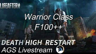 Live Lifeafter Death High Warrior Class Floor 100+! F100 into the unknown!