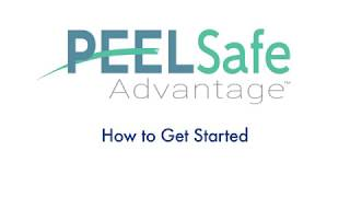 PEELSafe Advantage Covers Workflow Video