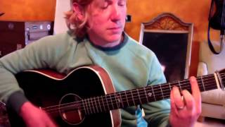 """How to Play """"The Man""""-Guitar Lesson-Aloe Blacc-Tutorial"""