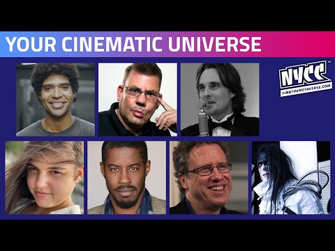 Your Cinematic Universe | Worldbuilding with Fans & Franchises