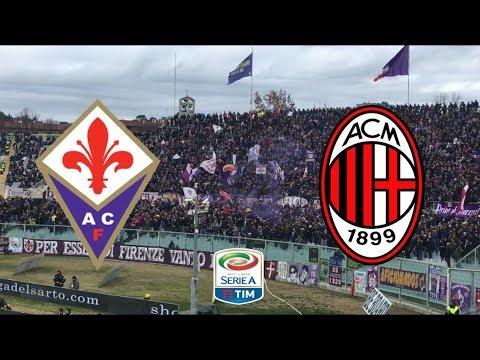 ACF Fiorentina-AC Milan | Tifosi| Curva Fiesole
