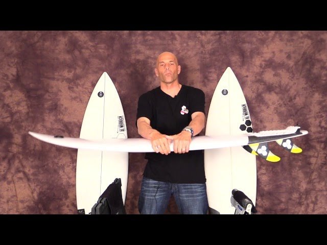 "Channel Islands""New Flyer"" Surfboard review by Noel Salas Ep  11"