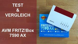 AVM FRITZ!Box 7590 AX: Test und Vergleich mit 7590