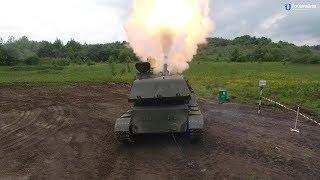 """Вогневі випробування 2С3 """"Акація"""" та 2С1 """"Гвоздика"""" від """"Укроборонпрому"""""""