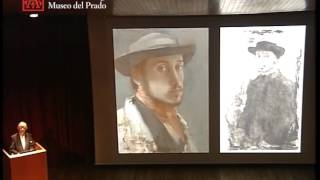 Degas Y El Arte Español