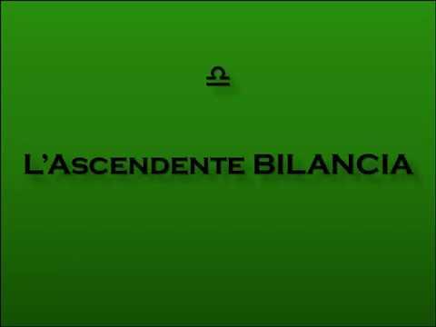 Se hai l'Ascendente in BILANCIA ★ Caratteristiche e Significato