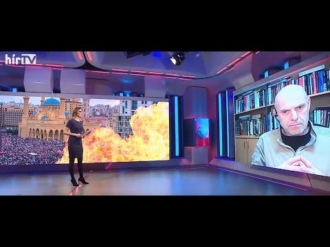 Libanon egy uj polgarhaboru kuszoben – Global – Hir TV – 2021 oktober 23