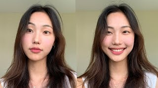 No Makeup Makeup Look Using Korean Products
