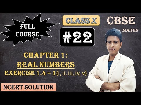 CBSE Full Course | 1 - Real Numbers | Exercise 1.4 : 1) 1.Without actually performing the long division, state whether the following rational numbers will have a terminating decimal expansion or a non-terminating repeating decimal expansion:  13/3125 1