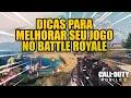 Dicas Para Melhorar Seu Jogo No Battle Royale solo X Qu