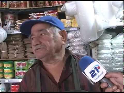 Incremento de precios de granos básicos afectan bolsillo de salvadoreños