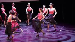 24 Shireen, Marta Novak i Top Step Girls - Paso doble oriental