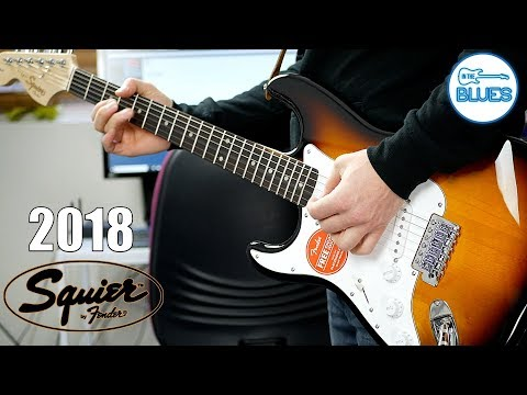 How Good is the 2018 Squier Affinity Series Stratocaster Electric?
