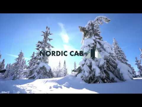 Nordic Cab Explorer Pulk Med Barn