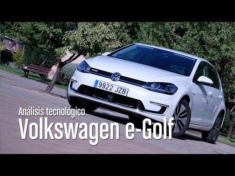 Autos eléctricos de Volkswagen en el horno a la máxima temperatura