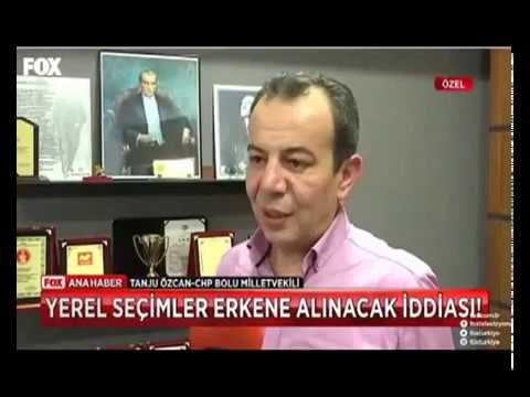 Tanju Özcan FOX TV'de