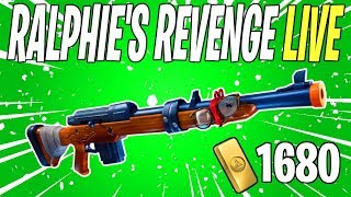 Download Video RALPHIE'S REVENGE IS BACK! Weekly / Event Store Update LIVE | Fortnite Save The World Livestream MP3 3GP MP4