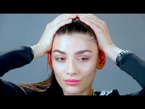 Maska do włosów z serwatki z miodem