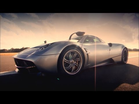 Pagani Huayra Dream Car