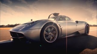 Pagani Huayra | Richard Hammond reviews | Top Gear Series 19 | BBC